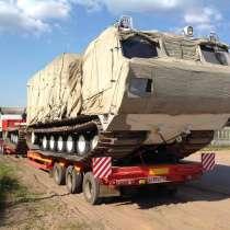 Перевезем тяжеловесный груз по РФ, в Нижнем Новгороде