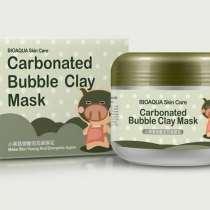 Очищающая пузырьковая маска для кожи лица. Bioaqua, в г.Днепропетровск