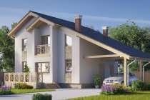 Продается: дом 131 м2 на участке 7 сот, в Иванове