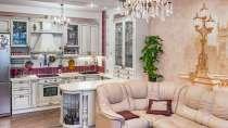 Шикарная трёхкомнатная квартира, в Санкт-Петербурге