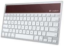 Logitech Wireless Solar Keyboard K760 Silver, в Оренбурге
