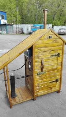 Коптильня холодного копчения, в Новокузнецке