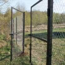 Садовые металлические ворота от производителя, в Великом Новгороде