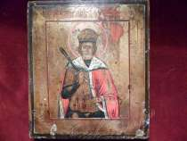 Икона. Александр Невский, в Нижнем Тагиле