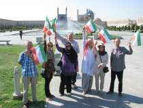Путешествие в Иран, в г.Рига
