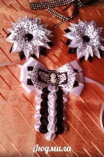 Яркие украшения на волосы ручной работы, в г.Сумы