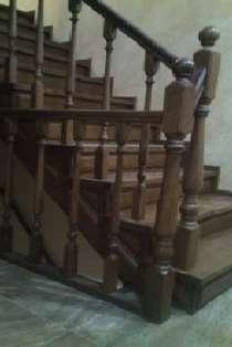 Лестницы из дуба, в Энгельсе