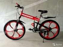 Велосипед Hummer X Red, в Москве