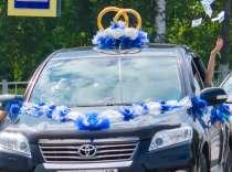 Украшение на свадебную машину, в Юрге