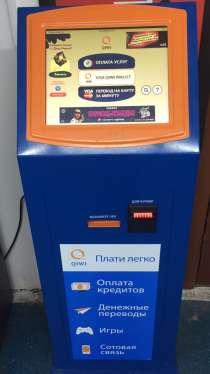 Платёжный терминал Qiwi, в Казани