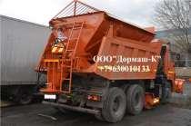 Пескоразбрасывающее оборудование ПР-7 в кузов самосвала, в Барнауле
