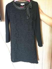 Платье женское новое чёрное размер 44-46, в Комсомольске-на-Амуре