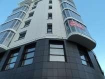 Первый этаж нового элитного дома на Достоевского, 1, в Казани