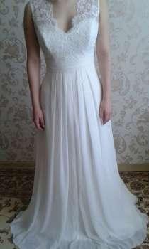 Платье свадебное, в г.Астана