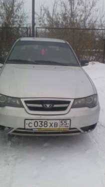 автомобиль Daewoo Nexia, в Омске