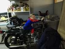 Мотоцикл Урал ИМЗ 8.103, в Владивостоке