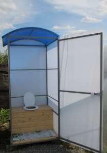 Туалет для дачи по самой низкий цене Москвы и области, в Ногинске