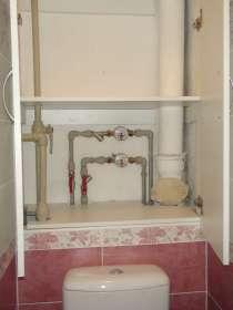 Монтаж счетчиков воды в квартирах, в Нижнем Новгороде
