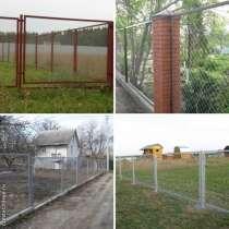 Заборные секции от производителя, в Дзержинске