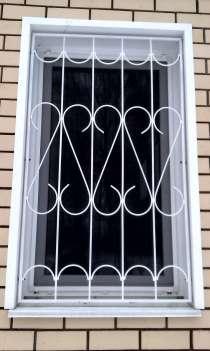 Решётки на окна, лестницы на второй этаж, ворота, оградки, в г.Сафоново