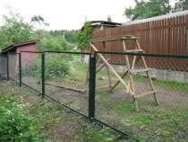 Секции заборные, в Малоярославце
