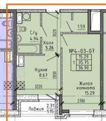 Продаётся 1-комнатная квартира новостройка, в Санкт-Петербурге