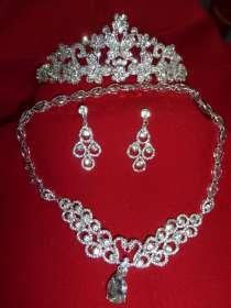 Набор бижутерии для невесты, в Междуреченске