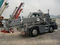 Короткобазный кран KATO KRM-13H, в Владивостоке