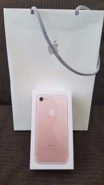 Apple iPhone 7 plus 256gb pink, в Москве