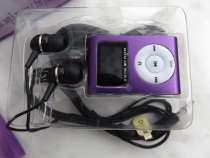 MP3 плеер с дисплеем и наушниками Новый, в Нижневартовске