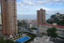 Недвижимость в Испании, Квартира с видами на море в Бенидорм, в г.Бенидорм