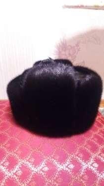 Продам мужскую норковую полную шапку, в г.Петропавловск