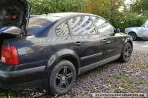 Продам автомобиль Volkswagen passat b5. 1999 года. Чёрный, в Санкт-Петербурге