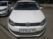 Автомобиль Volkswagen Polo, в Магнитогорске
