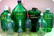 Бутыли 22, 15, 10, 5, 4.5, 3, 2, 1 литр, в Рязани