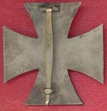 Германия Железный крест I класса клеймо, в Орле
