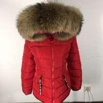 Новая зимняя куртка пуховик, в Санкт-Петербурге