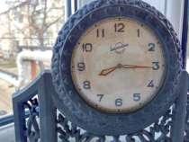 Часы художественное чугунное литьё, СССР, в г.Днепропетровск