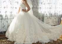 Свадебное платье(дизайнерское), в Ставрополе
