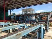 Линия по произв-ву щепоцементной плиты PGSTROM, в г.Белореченск
