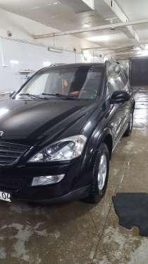 Продам автомобиль 2014 г/в ssang yong kayron полной комплект, в г.Актобе