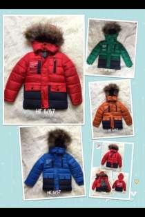 Детские зимние куртки, в Краснодаре