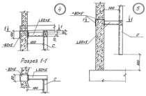 Стальные канализационные лестницы-стремянки С1-01, в Перми