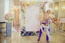 Акробатическое шоу в Барнауле, в Барнауле