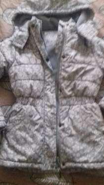 Куртка теплая месзонье'зима и др.асортимент116-122 фирмен., в Москве
