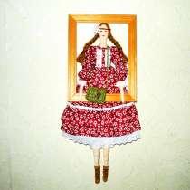 Кукла Тильда Варвара, в Ростове-на-Дону