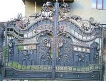 ворота кованые различных конфигураций, в г.Белореченск