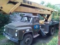 Автовышка АГП-18, в Перми