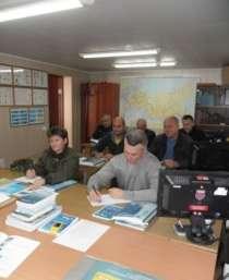 Права на катер/мотолодку/гидроцикл (обучение), в Москве