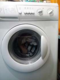Продается стиральная машина ZANUSSI, загрузка 4,5 кг, в Мурманске